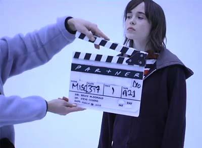 Partner - The 'Ellen' Page