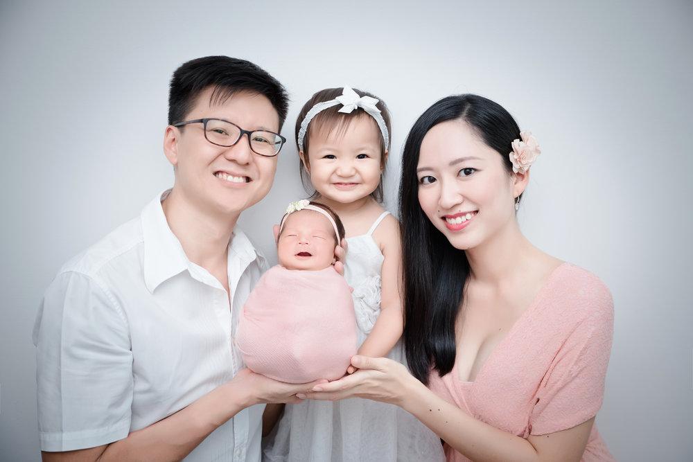 Newborn Family Singapore
