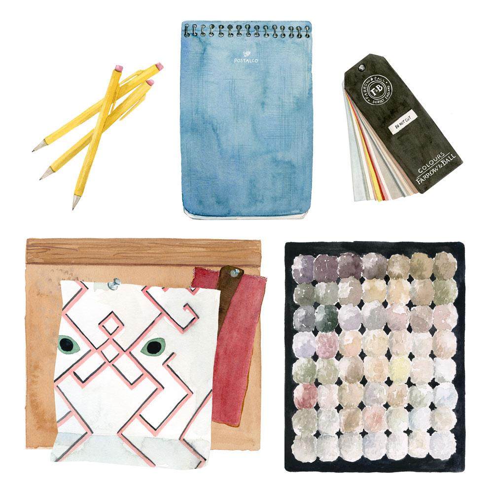 Five Favorite tools of  Chloe Warner