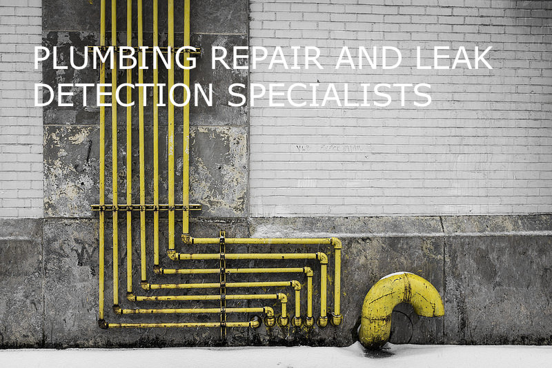 Plumbing repairs Oakleigh South