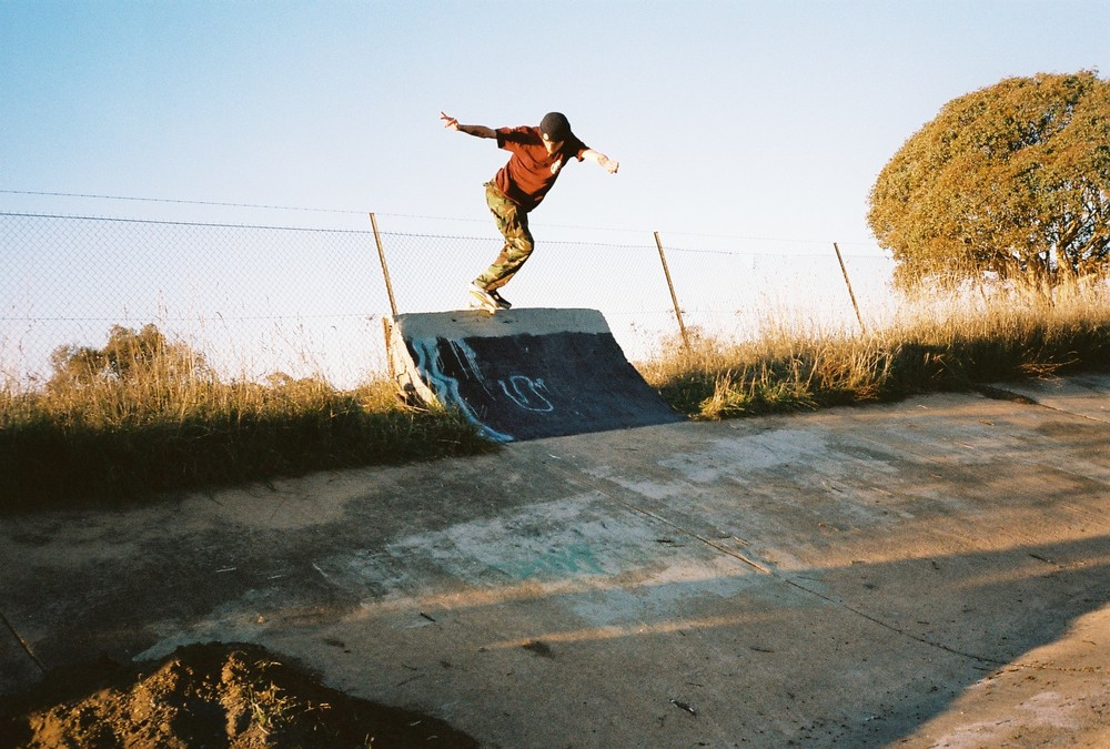 Losi Grind, From upcoming Sprawlers issue 3. Photo: Nash