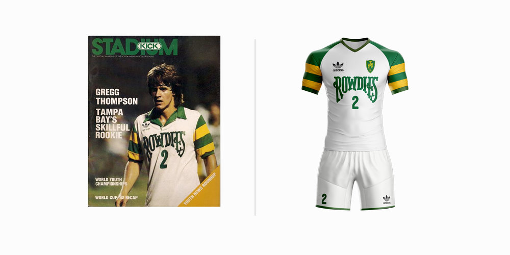 Home Kit throwback