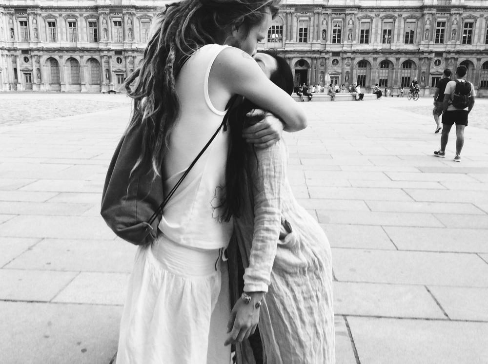 フランスはLOVEじゃないのよ、 Amourなの!♡