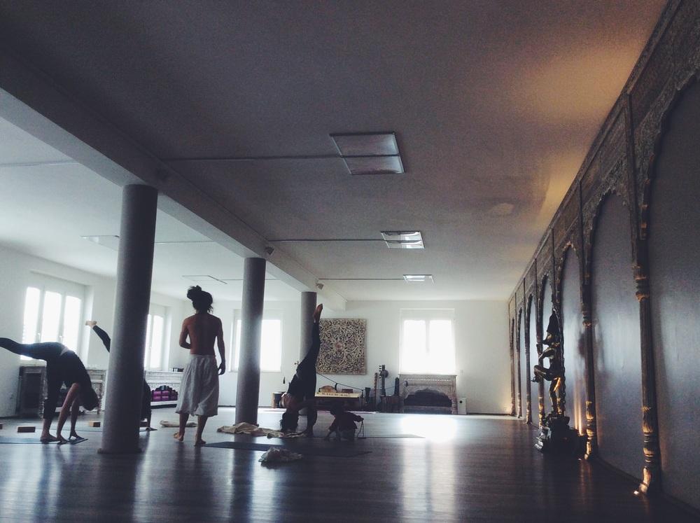 Zuddha Yoga Infinity Class