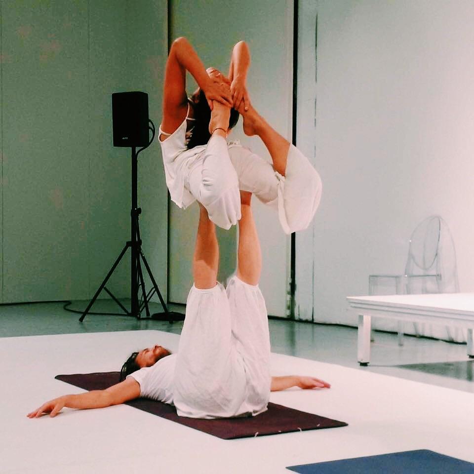 Zuddha Acro Yoga