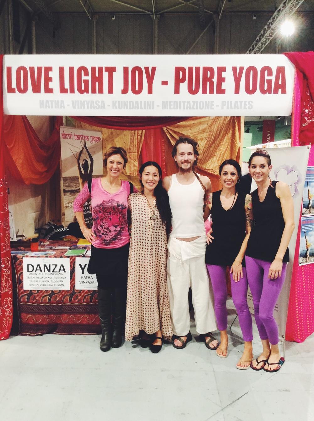 Zuddha Family in Milan🙏