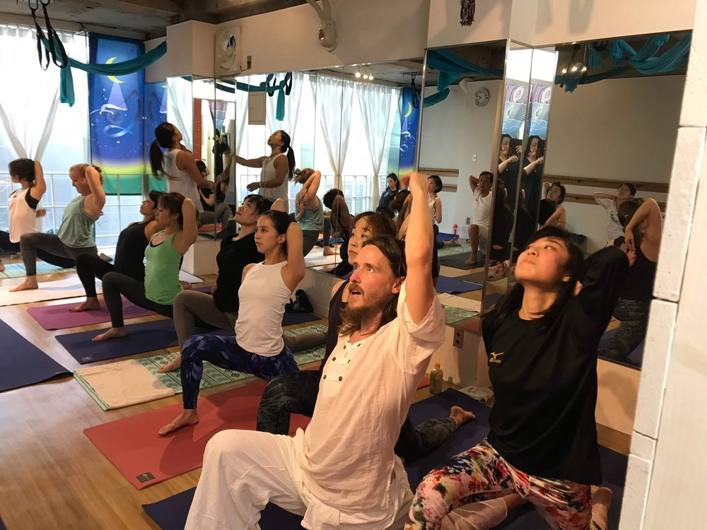 千葉 Airplus yoga studio