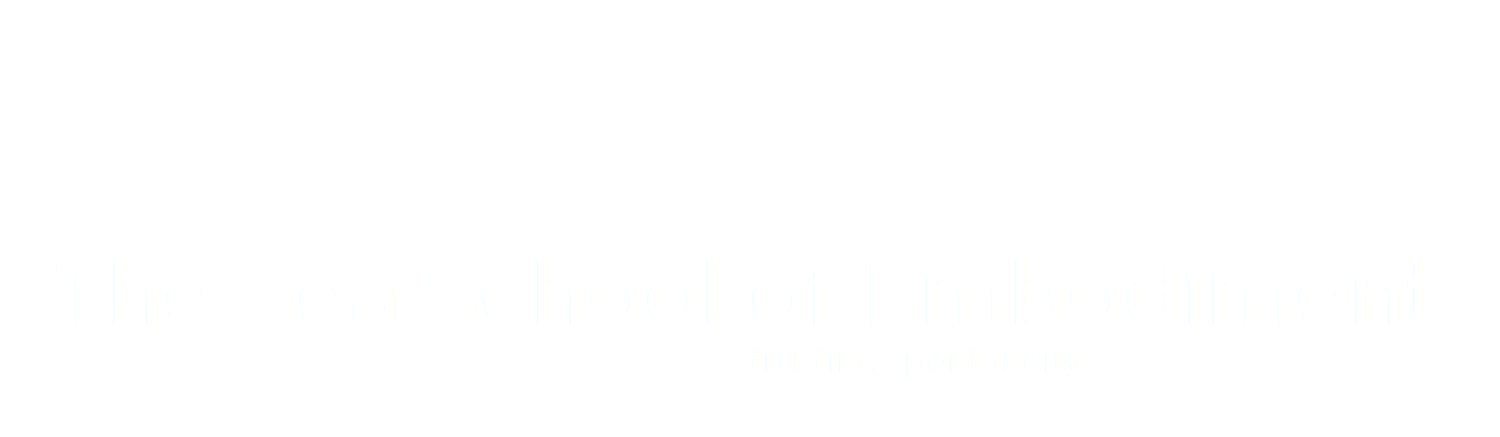 The Sea School of Embodiment