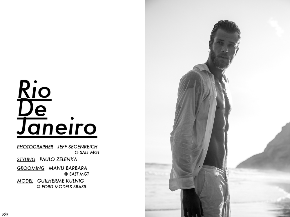 Shirt and trousers byErmenegildo Zega