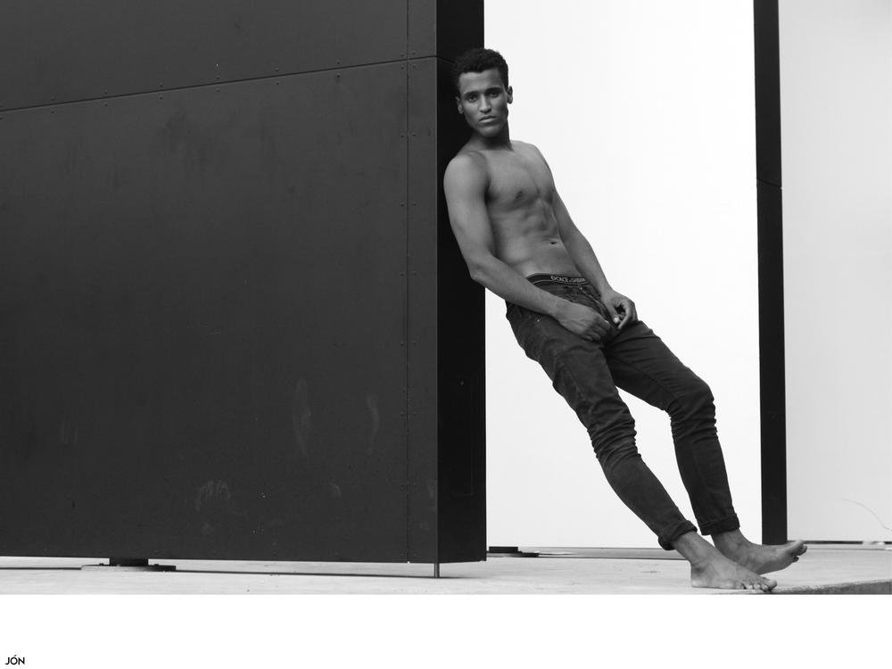 Denim trousers Diesel , Underwear Dolce & Gabbana