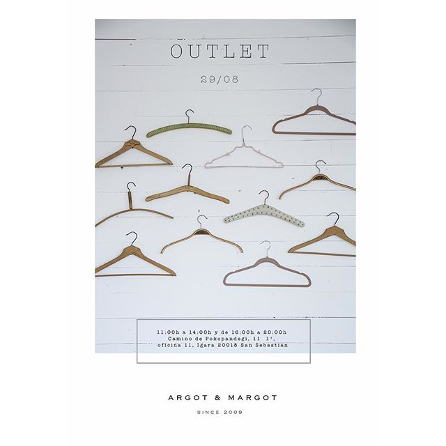 #argotymargot #outlet #springsummer15 #clothes #chollos #mercadito #popup #saturday