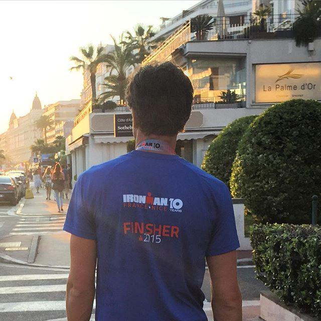 Sweet memories #ironmantri #triathlon