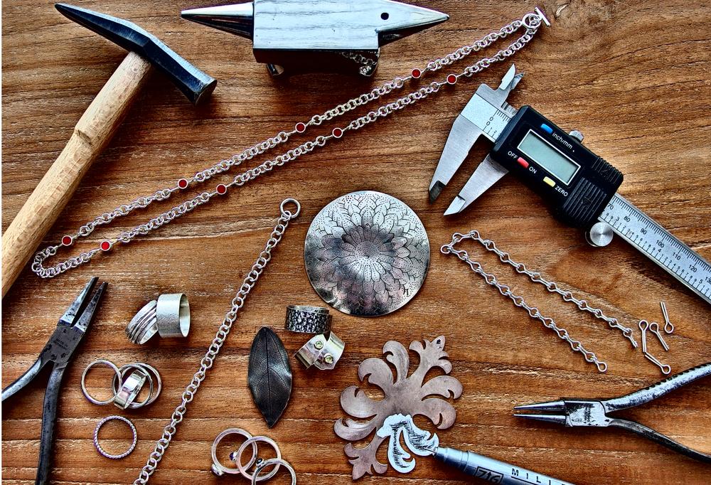 Beginner Silver Jewellery I