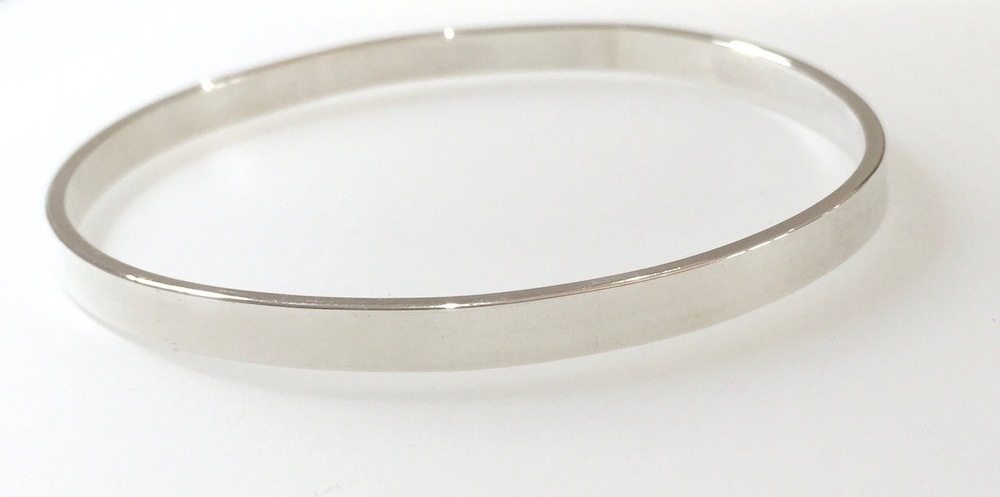 Beautiful Silver Bangles