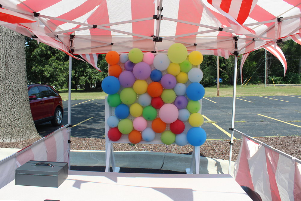 Balloon Pop Station