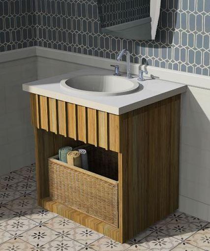 Custom Bathroom Vanities Richmond Va custom bathroom vanities — barnett adler