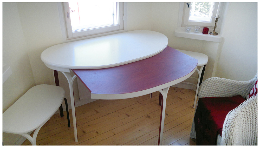 Sivupöydät