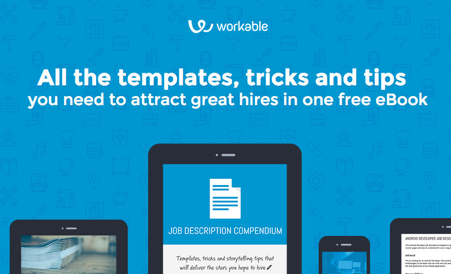 Best job description templates + tips  by Workable