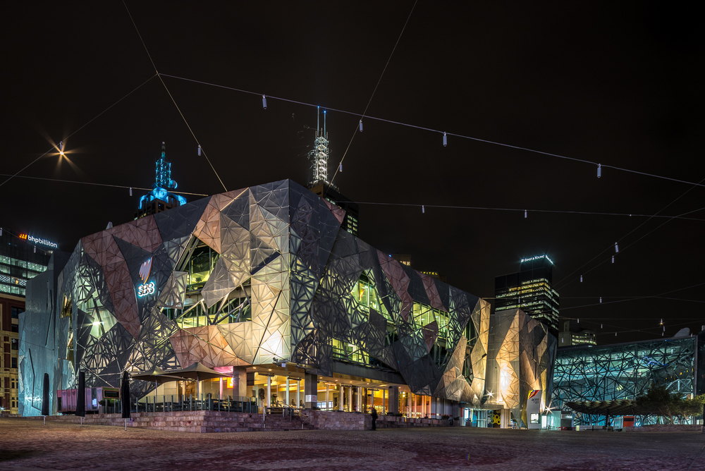 #19 SBS Building Federation Square