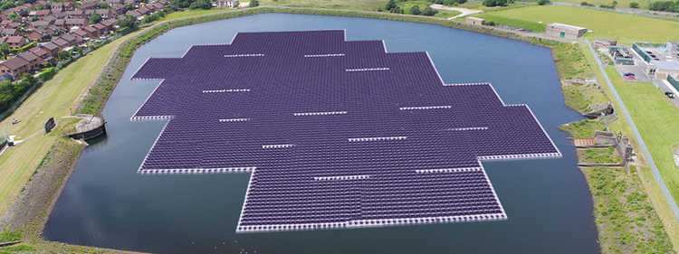 Floating PV provides a solid foundation for solar growth