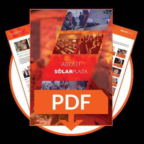 ソーラープラザ企業情報パンフレットをダウンロード(弊社の取り組みや実績などを確認できます)