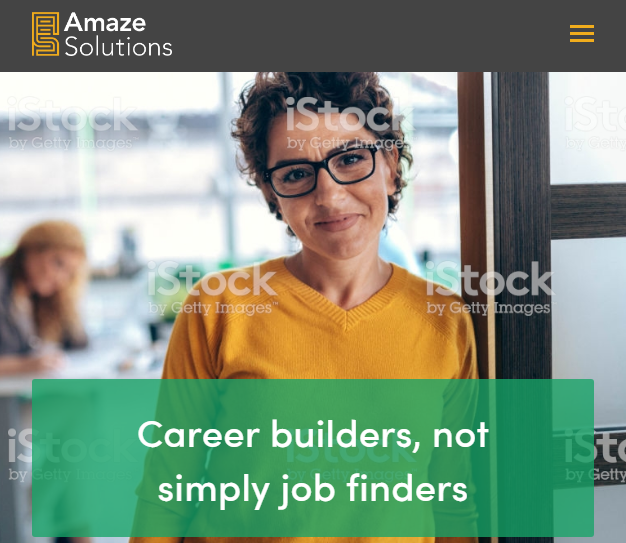 Amaze Solutions - Career Coaching & Development(currently finalising site images)