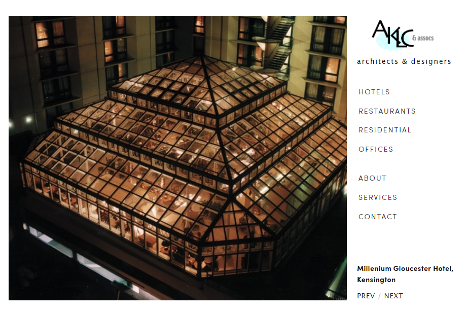 AKLC - Architects & DesignersCompleted April 2019