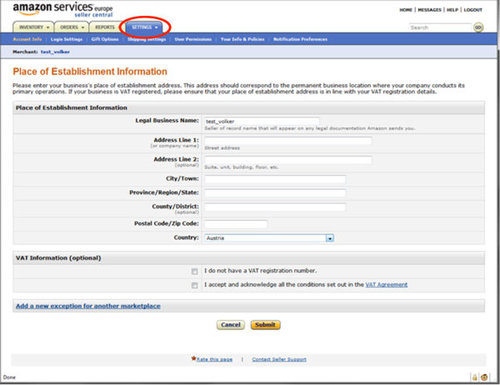 Amazon Product Listings Services