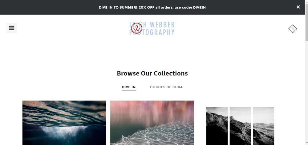 Shop.LeighWebber.com