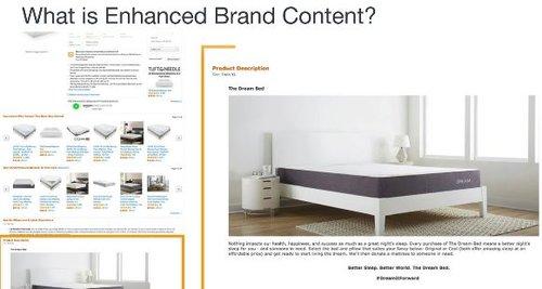 amazon enhanced brand content