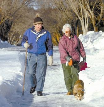 couple dog walking winter.JPG
