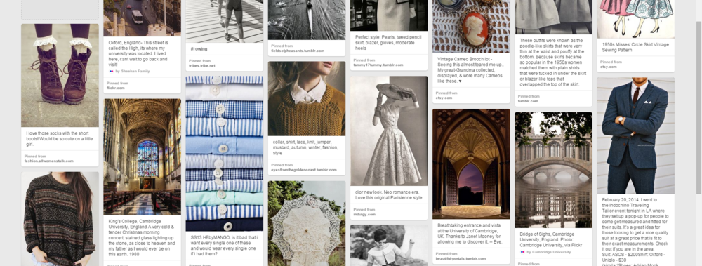 To visit our Pinterest click  here .