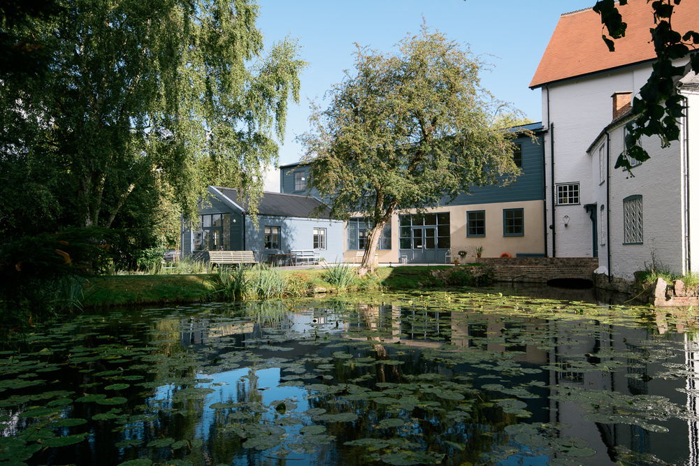 Cotes Mill, Leicestershire, the home of The Pink Pantaloon Co.