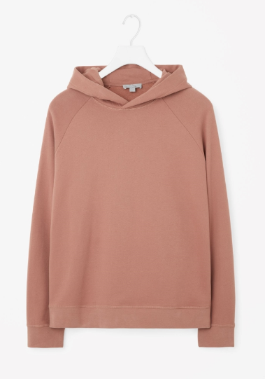 Image: Cos Stores, Hooded Sweatshirt, £45
