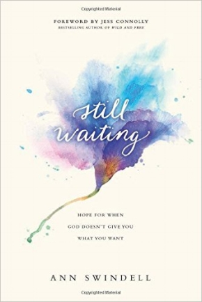 So honored to be on Ann's launch team. This book is beautiful and refreshing! So much wisdom if you are in a season of waiting, shame, or discouragement.
