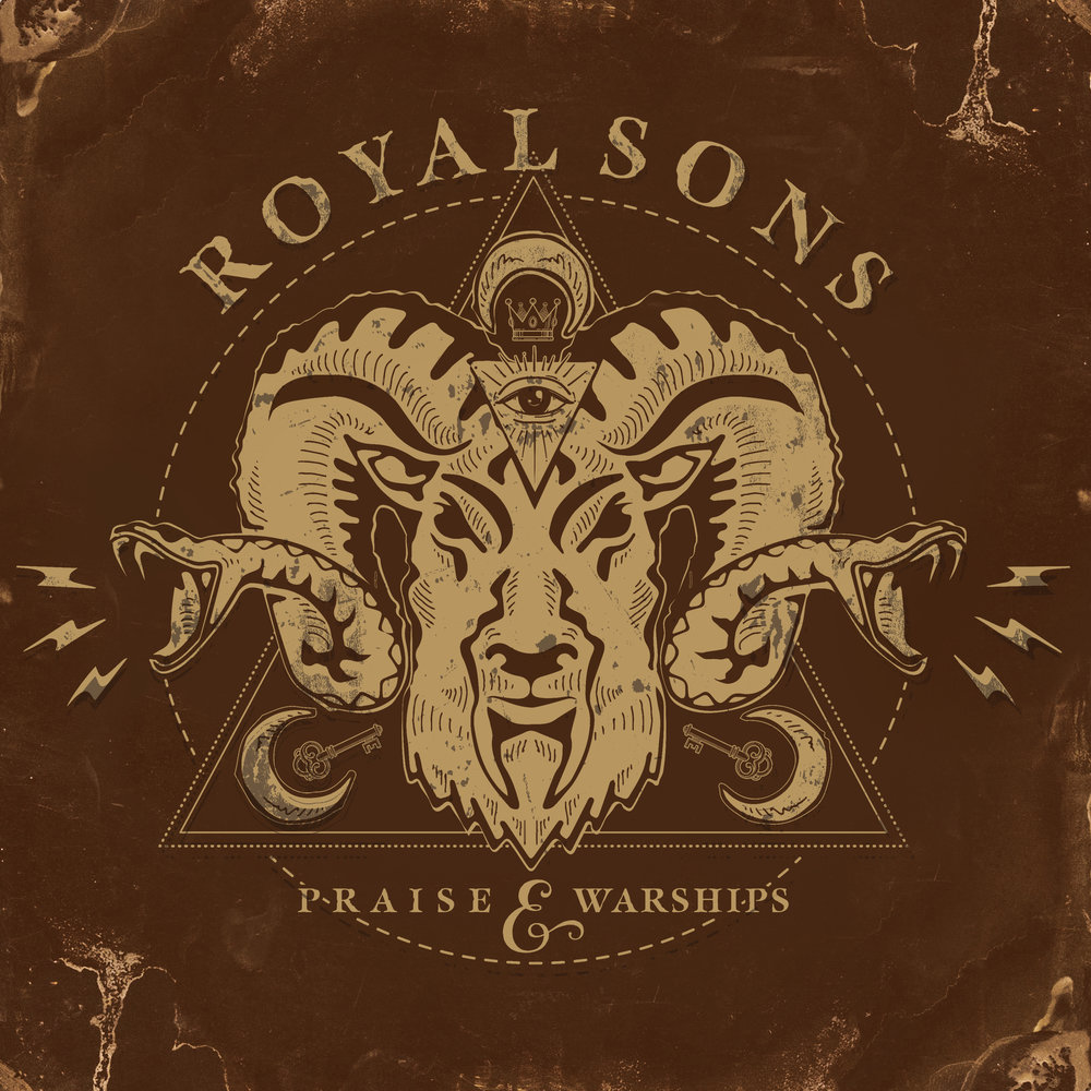 royalsons_praise&warships_cover