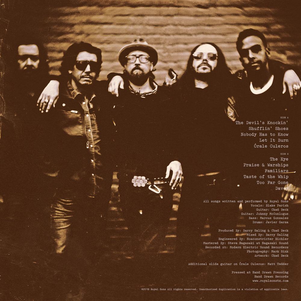 Royal Sons - Praise & Warships - Album Art 12%22 Vinyl 2.jpg