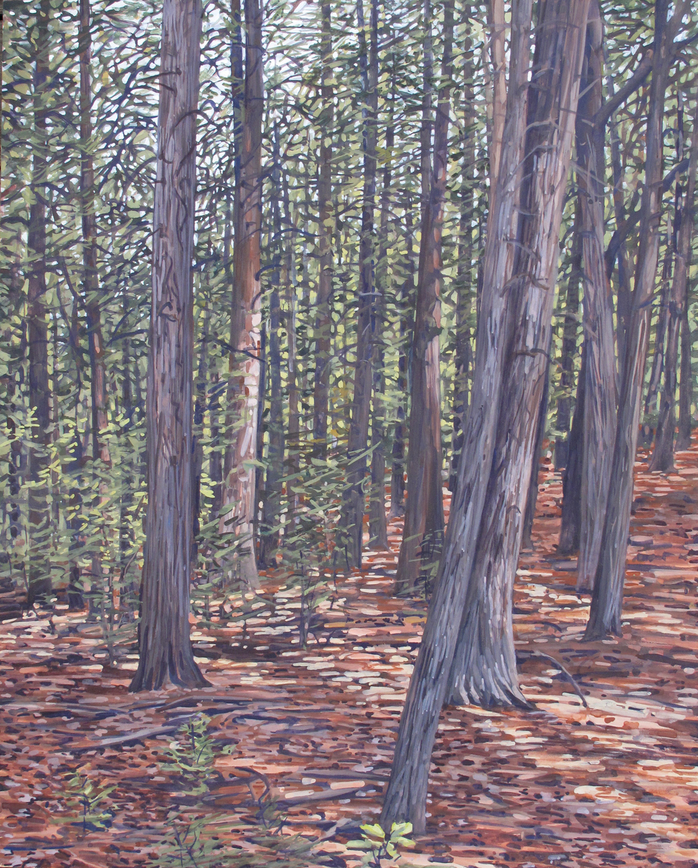 Passage:  North Shore #3, 2015 (SOLD)