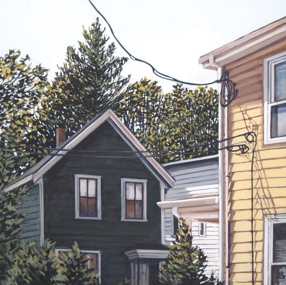 Neighborhood #2, 2016 (SOLD)
