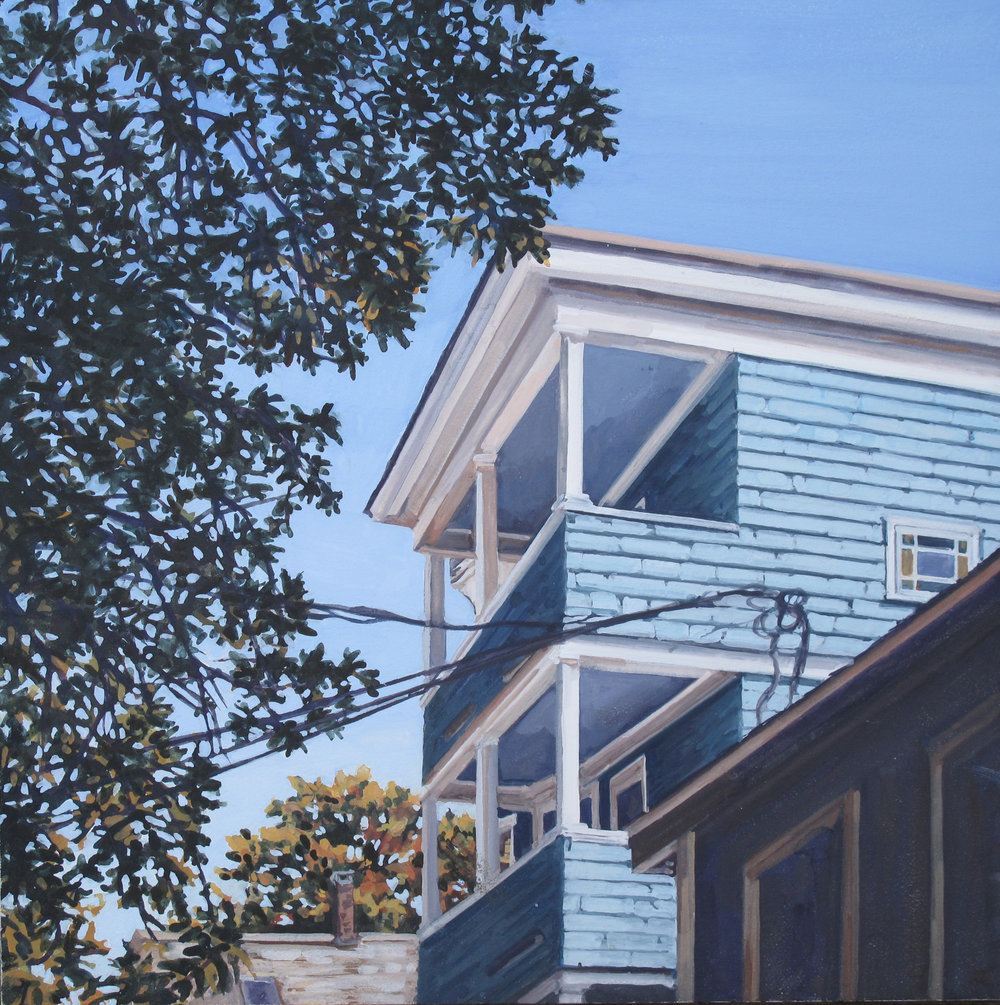 Neighborhood #7, 2017 (SOLD)