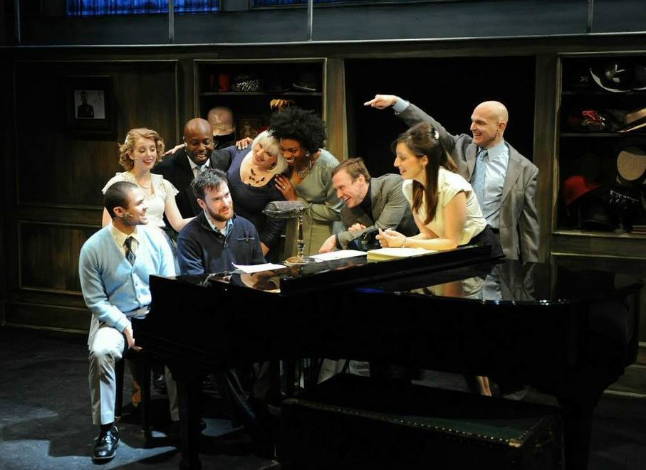 Sondheim on Sondheim at Porchlight Music Theatre.  Photo by Brandon Dahlquist.