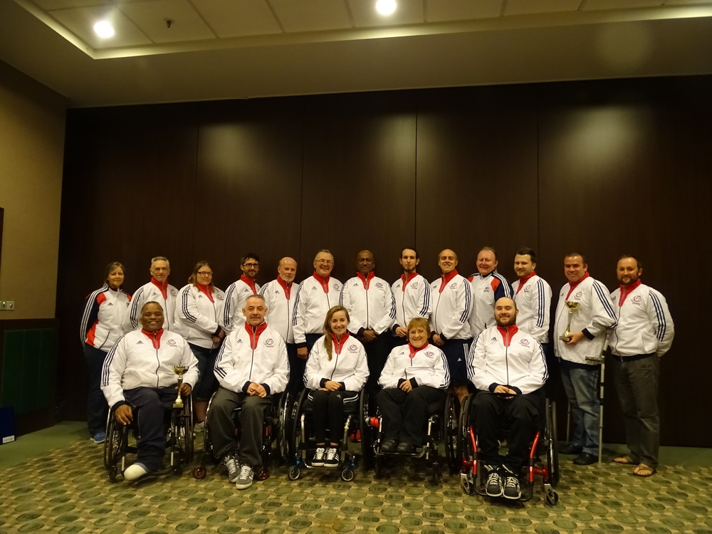 GB team for Poland 2015