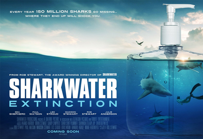 SHARKWATER EXTINCTION  In collaboration with   United Conservationists   &   Bloom Association  , I had the honour of contributing to Rob's final project,  SHARKWATER EXTINCTION,  exploring the persistent use of shark squalene in cosmetics accounting for 2.7 million shark deaths annually. RIP Rob  ♥