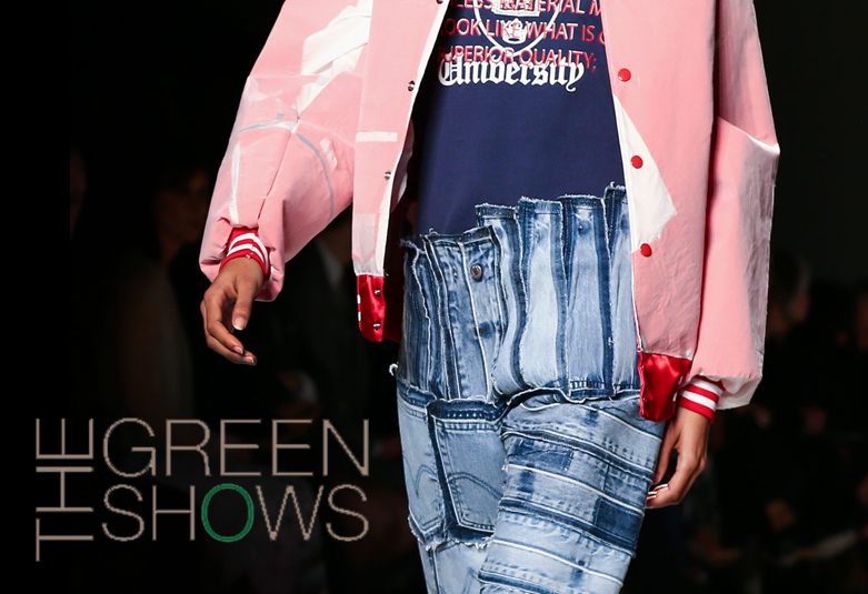 THE GREEN SHOWS   A pop up retail, runway, and consulting company based in New York, supporting the sustainable fashion community through education and events. So proud that what we've created is  fashion first . Stay tuned to see where we head next. Harvey, I'm with you all the way  ♥