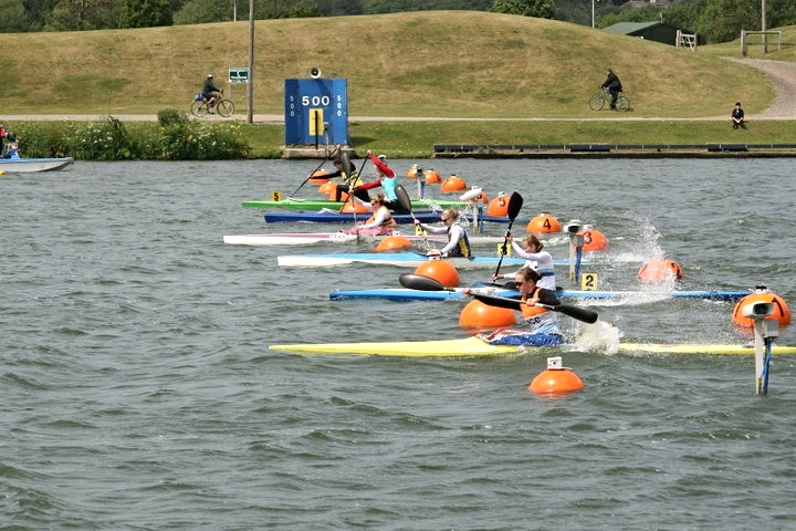 Nottingham Sprint Regatta  |   July 2011