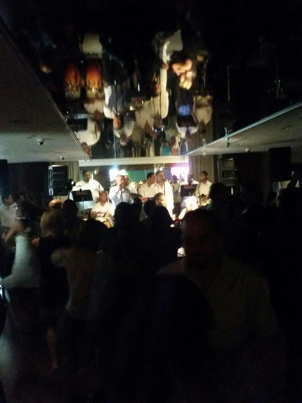 live salsa music in Puerto Rico? YES.