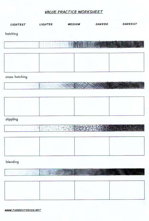 sample value worksheet - threestudios.net - have your student fill in the squares under the examples