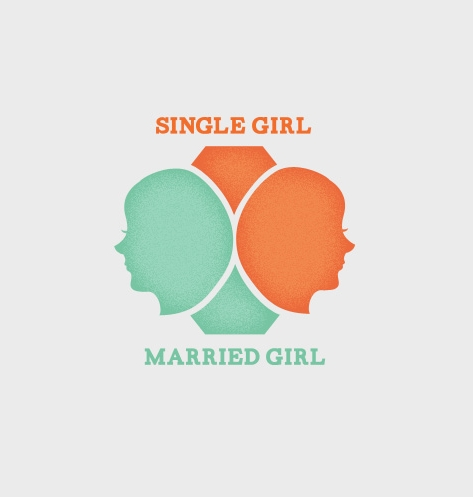 single girl/married girl