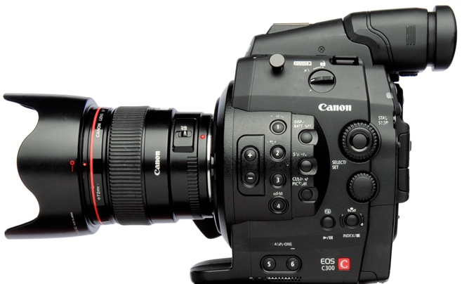 Canon C300 And Mobius Prolost