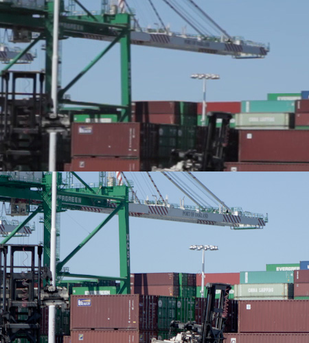 Port of Oakland? Or #### ## #######?
